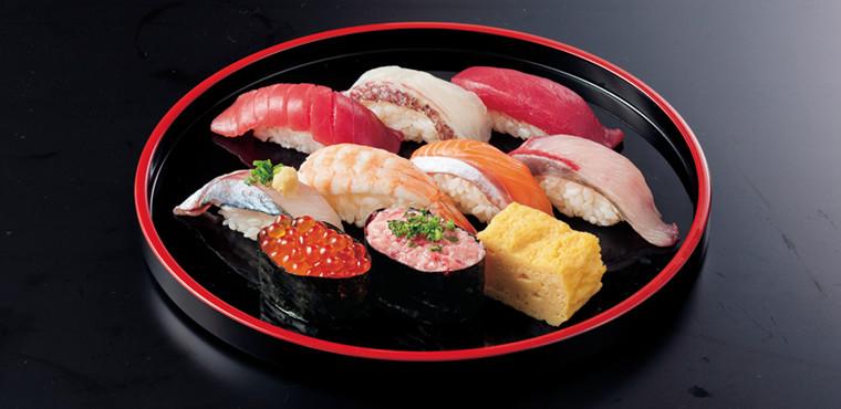 寿司 魚がし日本一 ポルタ神楽坂店